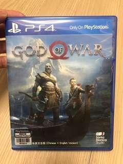 God of War 正常無花