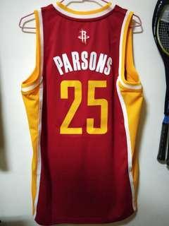 🚚 NBA休士頓火箭隊復古麥當勞球衣