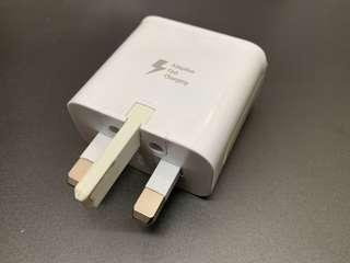 Samsung FAST charger UK/HK socket