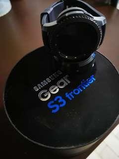 Samsung Gear S3 Frontier non LTE version