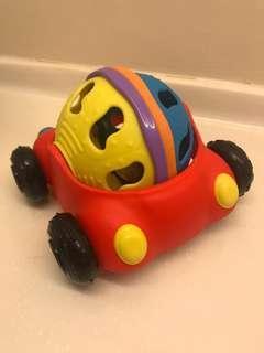 Playgro Junyju Rattle & Roll Car