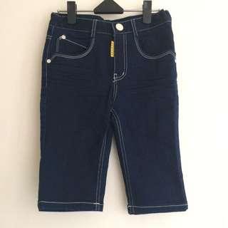 男童牛仔短褲