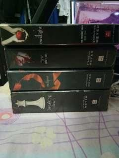 Pre-Loved Twilight Series Collection