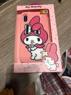 Melody iPhone X 手機殻