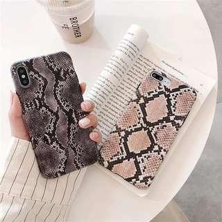 🚚 IPHONE SNAKE CASE