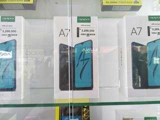 Oppo A7 4GB, Bisa Kredit Cepat