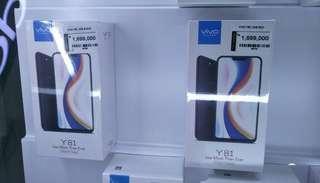 Vivo Y81 2GB, Bisa Kredit Cepat
