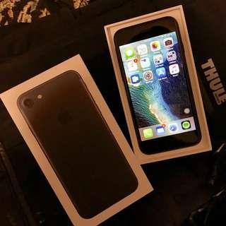 Iphone 7 128GB MYSET - with freebies worth RM350++