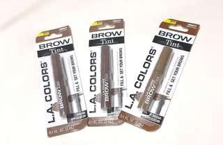 L.A colors brow tint