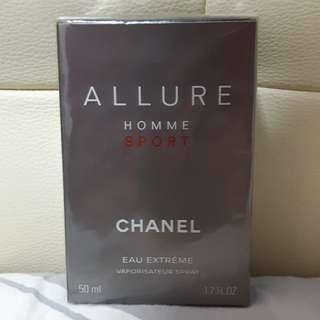 CHANEL Allure Homme Sport Eau Extrem 香奈兒運動極限版男性淡香水