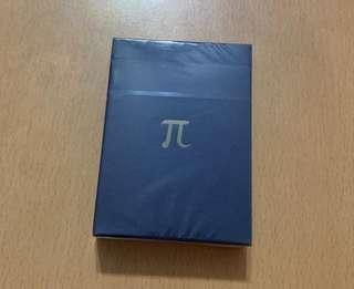 🚚 Pi Playing Cards - Standard Edition