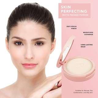 Skin Perfecting Matte Pressed Powder