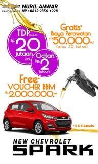 All New Chevrolet Spark 1.4L Premier