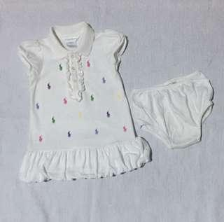 Ralph lauren and other Preloved baby girl clothes