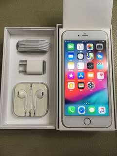 🚚 二手 iPhone 6s Plus 金 64g 電池換新 小刀議價