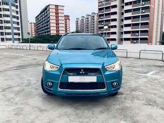 Mitsubishi ASX 2.0 CVT Auto