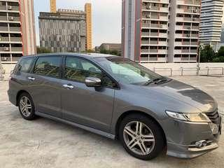 Honda Odyssey 2.4 Absolute 8-Seater Auto