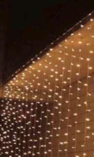 🚚 Curtain Lights - 4 Types