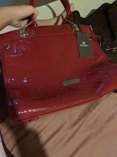 Valentino Red Ruby Handbag