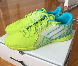 Adidas Freefootball Speedtrick Indoor Shoes (Size 5.5)