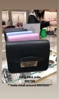 Furla mini Julia sling bag