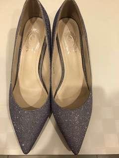 Cinderella Violet Shoe