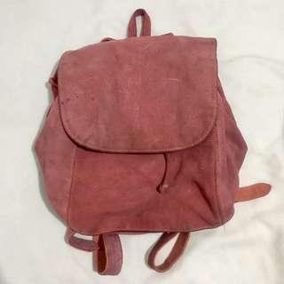 Cotton On Pink Backpack