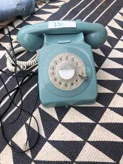 Retro style telephone (modern replica)