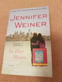 In Her Shoes paperback book