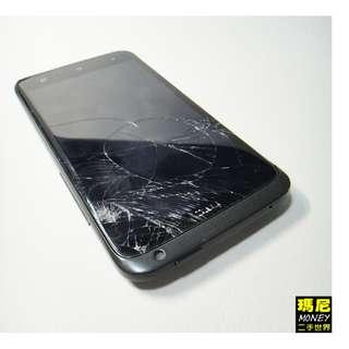 二手摔破螢幕機-HTC ONEX-附充電線-免運