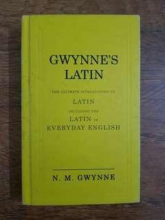 🚚 Gwynne's Latin