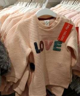 H&M Top Baby girl SALE