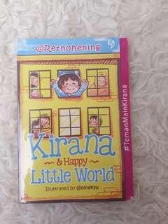 Kirana & Happy Little World by Retno Hening