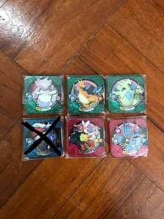 Pokemon tretta 4星
