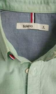 BALENO ORIGINAL SHIRT Slim Fit  / Kemeja Tangan Panjang