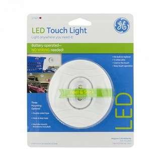 Y.  GE LED Oval Touch Light