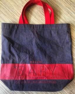 Bathing Ape Canvas Tote Bag