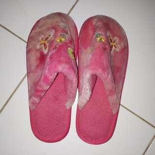 Sandal Tidur Warna Pink