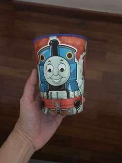 Thomas the train plastic cup