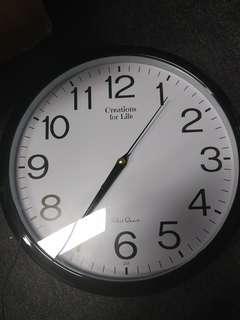 Y.  Stylish clock :)