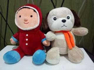 2 boneka
