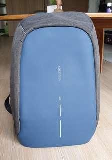 Authentic anti theft bag