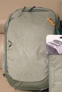 Peak Design Travel Backpack 45L 連 M size 內膽