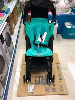 GB Pockit baby trolley