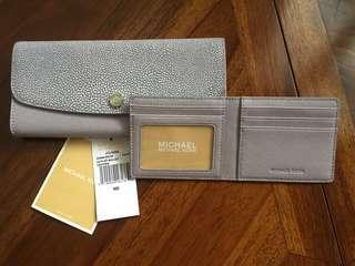Michae kors Clutch with wallet