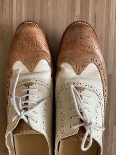 Genson Brogue Italian shoes