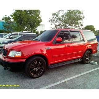 FORD EXPEDITION (1999) model