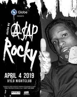 LOOKING FOR: A$AP Rocky Xylo Tickets