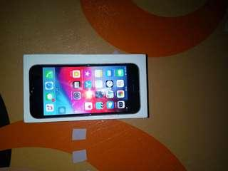 iPhone 6G 64 GB, Grey, Mulus dan Fullset