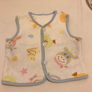 🚚 嬰幼兒保暖背心(6M~12M)